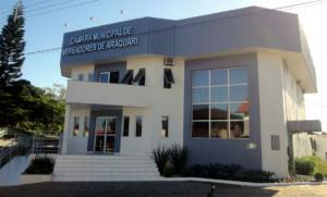 Câmara Municipal de Araquari, SC