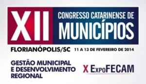 XII Congresso Catarinense de Municípios