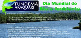 Programação do Dia Mundial do Meio Ambiente, Araquari SC
