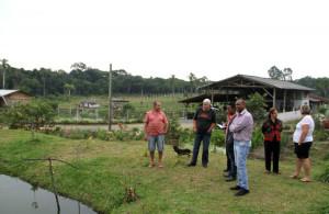 Turismo rural em Araquari