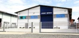 SENAI inaugura unidade em Araquari. Crédito: Jaqueline de Mello