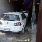 PM recupera veículos em Araquari